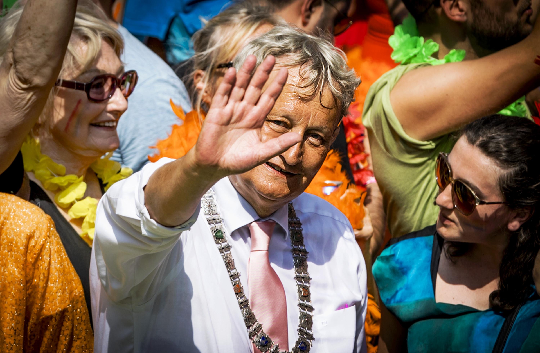 BN'ers reageren op overlijden Amsterdamse burgemeester Van der Laan