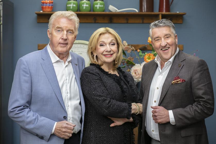 Verwarring rondom 'Heel Holland bakt': stoppen Robèrt en Janny ermee?