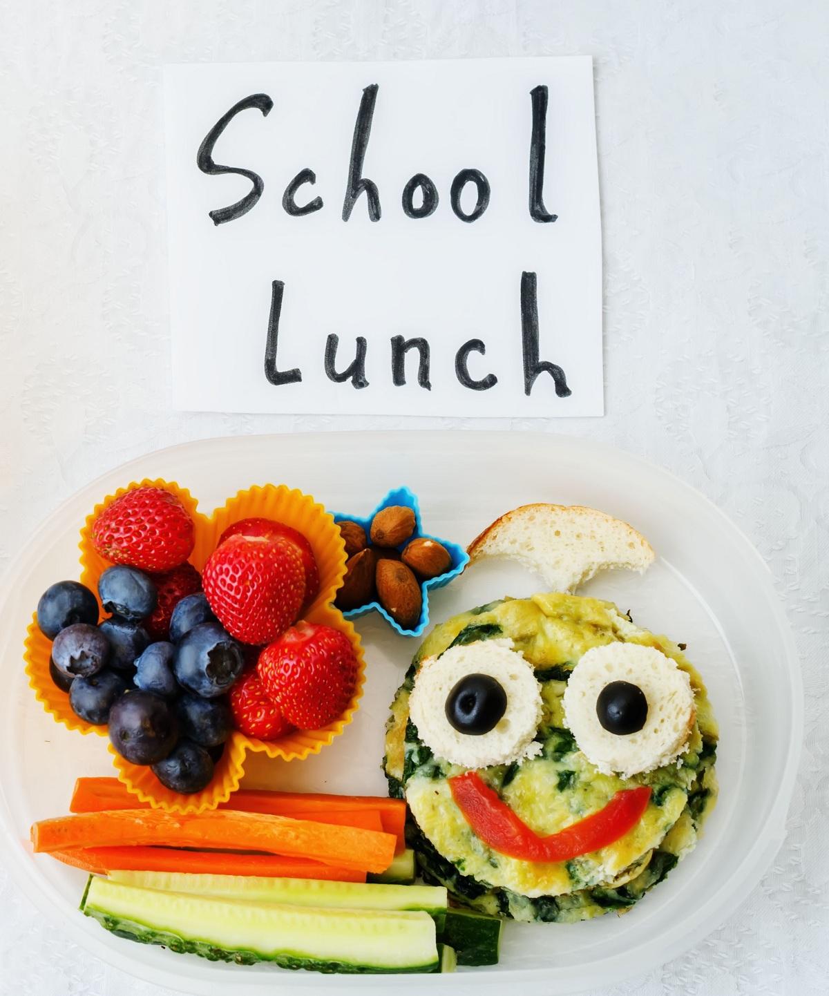 Vullen weer die lunchtrommels, maar wel gezond!