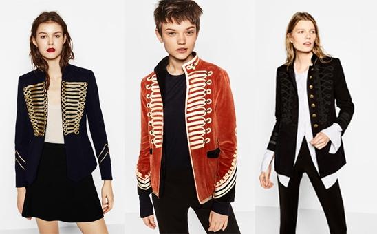 Shoppen: het Military Jacket is dé trend van het moment