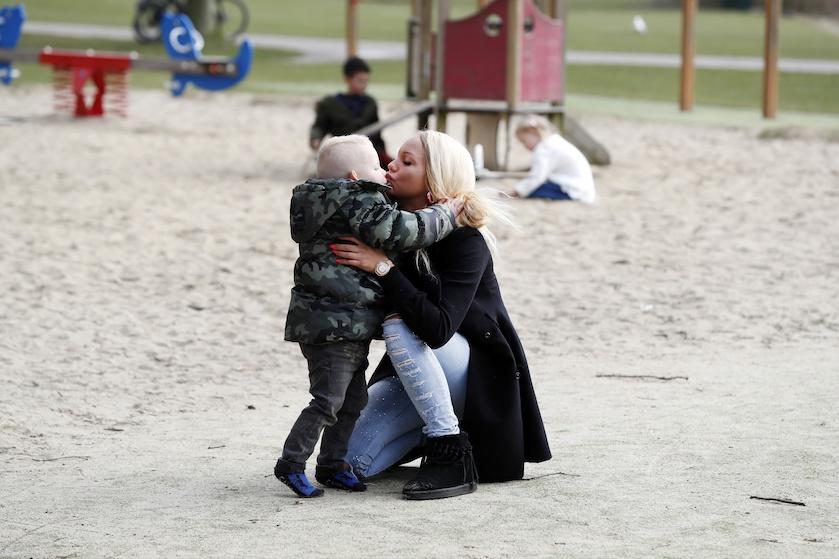 Michael van der Plas onlangs gearresteerd: krijgt 'Barbie' zoontje Milano hierdoor eindelijk terug?