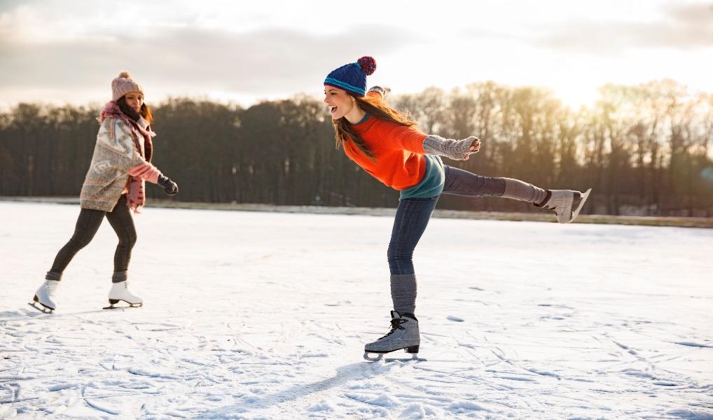 Ice ice baby! 5 tips voor schaatsen op natuurijs