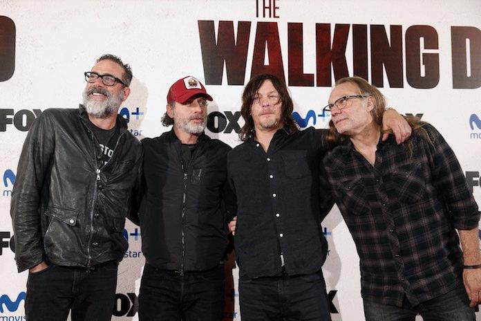 Yes! Tiende seizoen Walking Dead begin oktober op tv