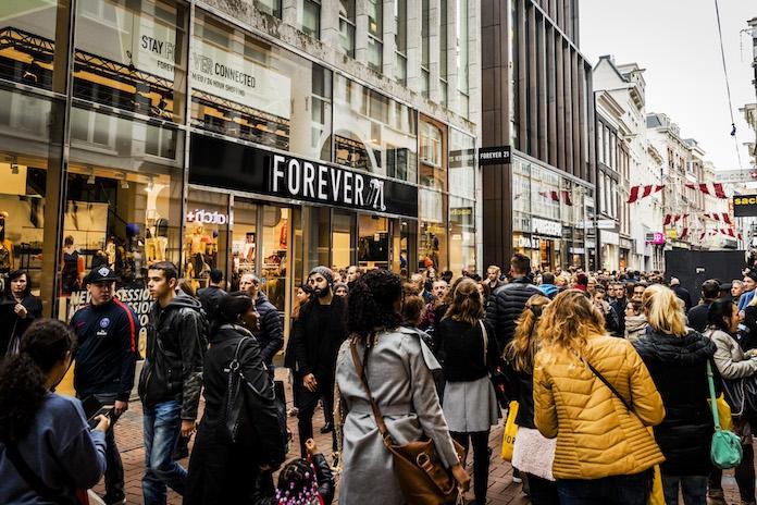 'Deze keten neemt het pand van Forever21 in Amsterdam over'