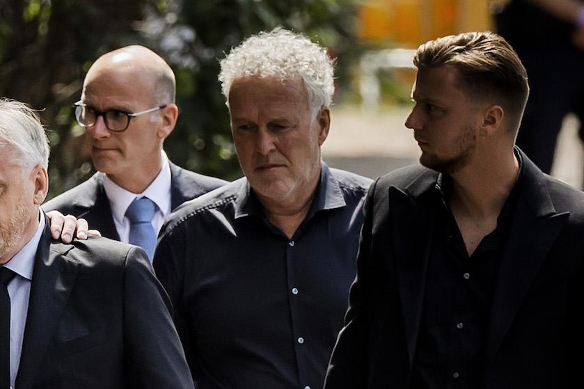 Dag na emotioneel afscheid Peter R. de Vries: broer Wouter te gast in talkshow 'Humberto'