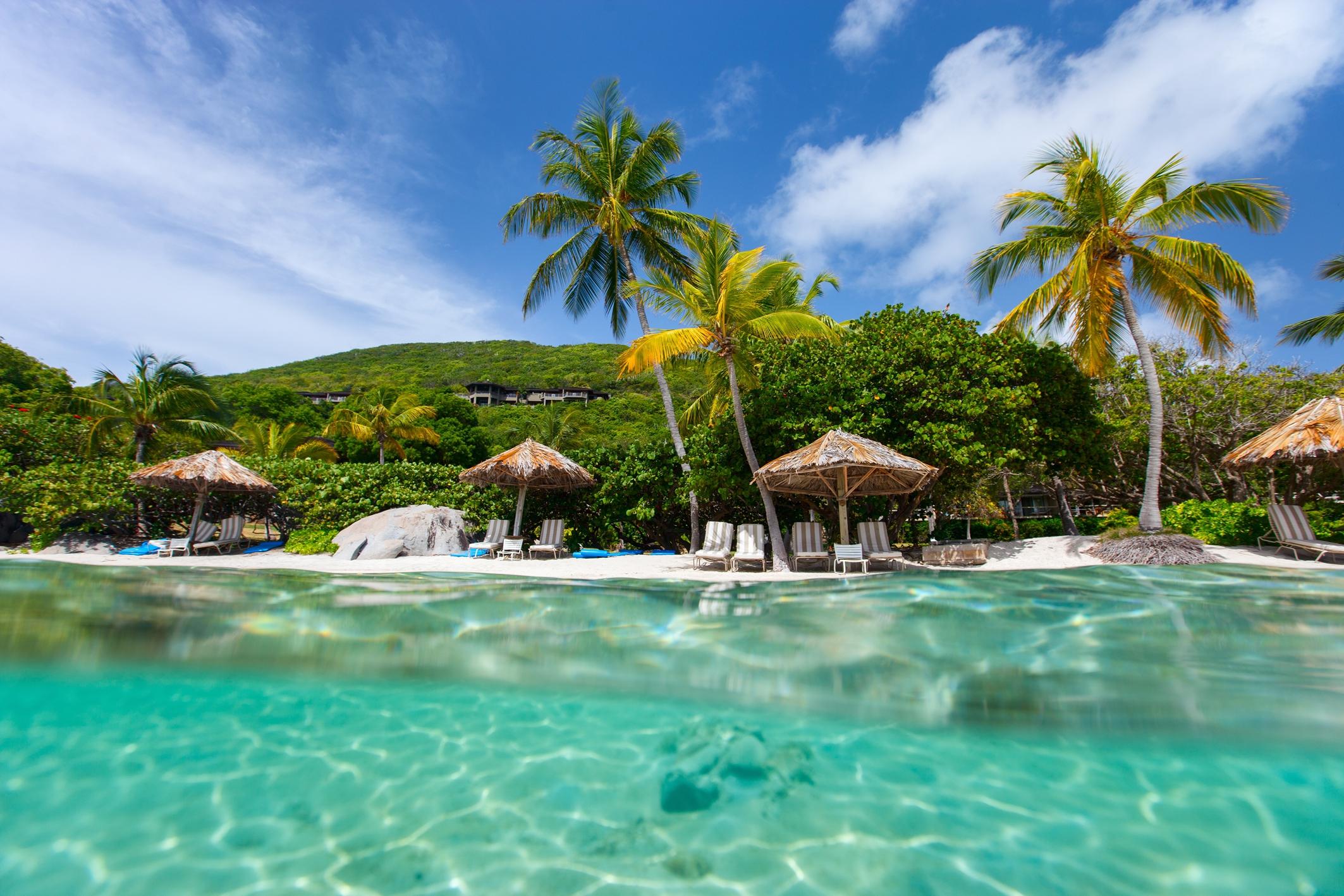 WAT?! De Maagdeneilanden betalen toeristen om op bezoek te komen