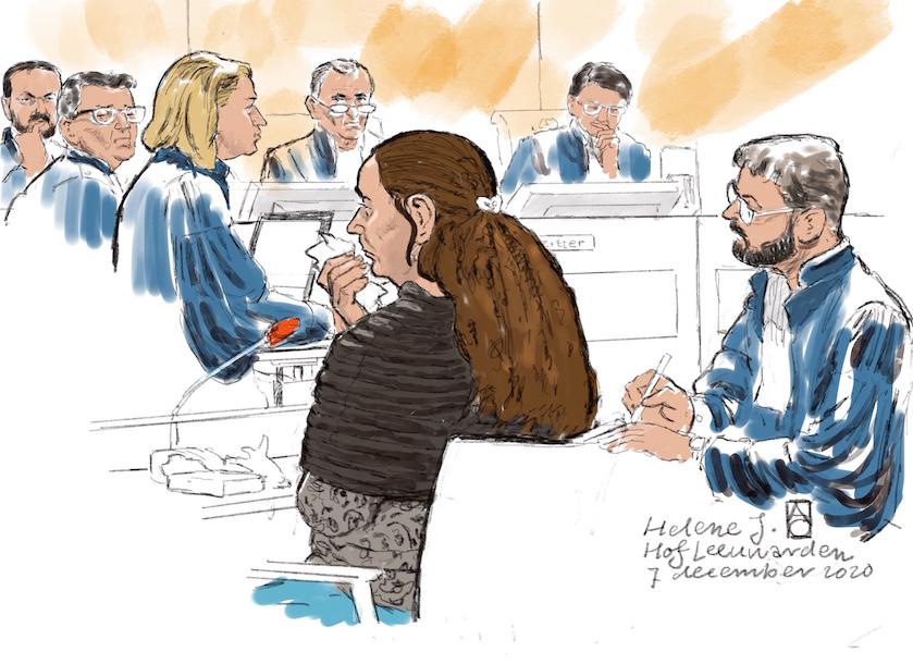 Bijna tien jaar cel in hoger beroep: 'Moeder móet Sharleyne wel van flat gegooid hebben'