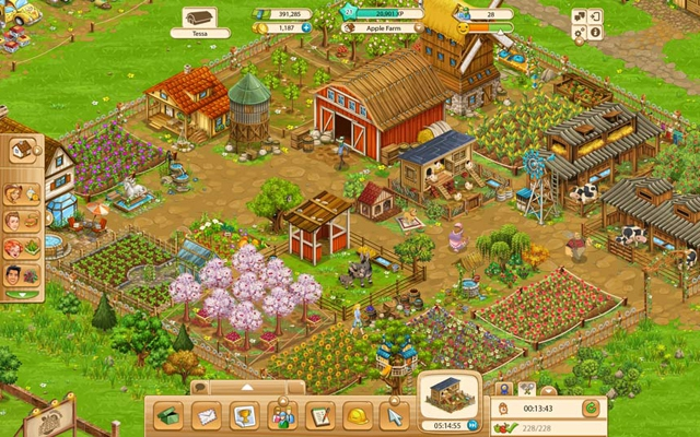 Move over, Farmville: Big Farm is dé nieuwe boerderijgame