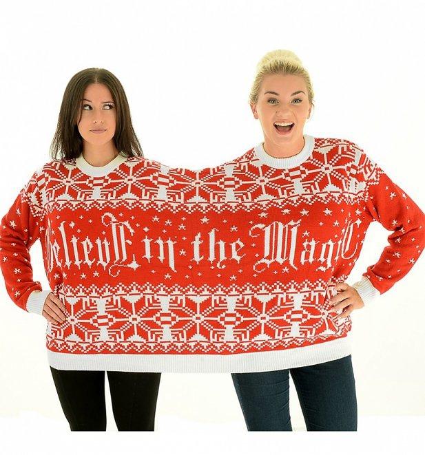Kerst is knusser dan ooit met deze foute trui