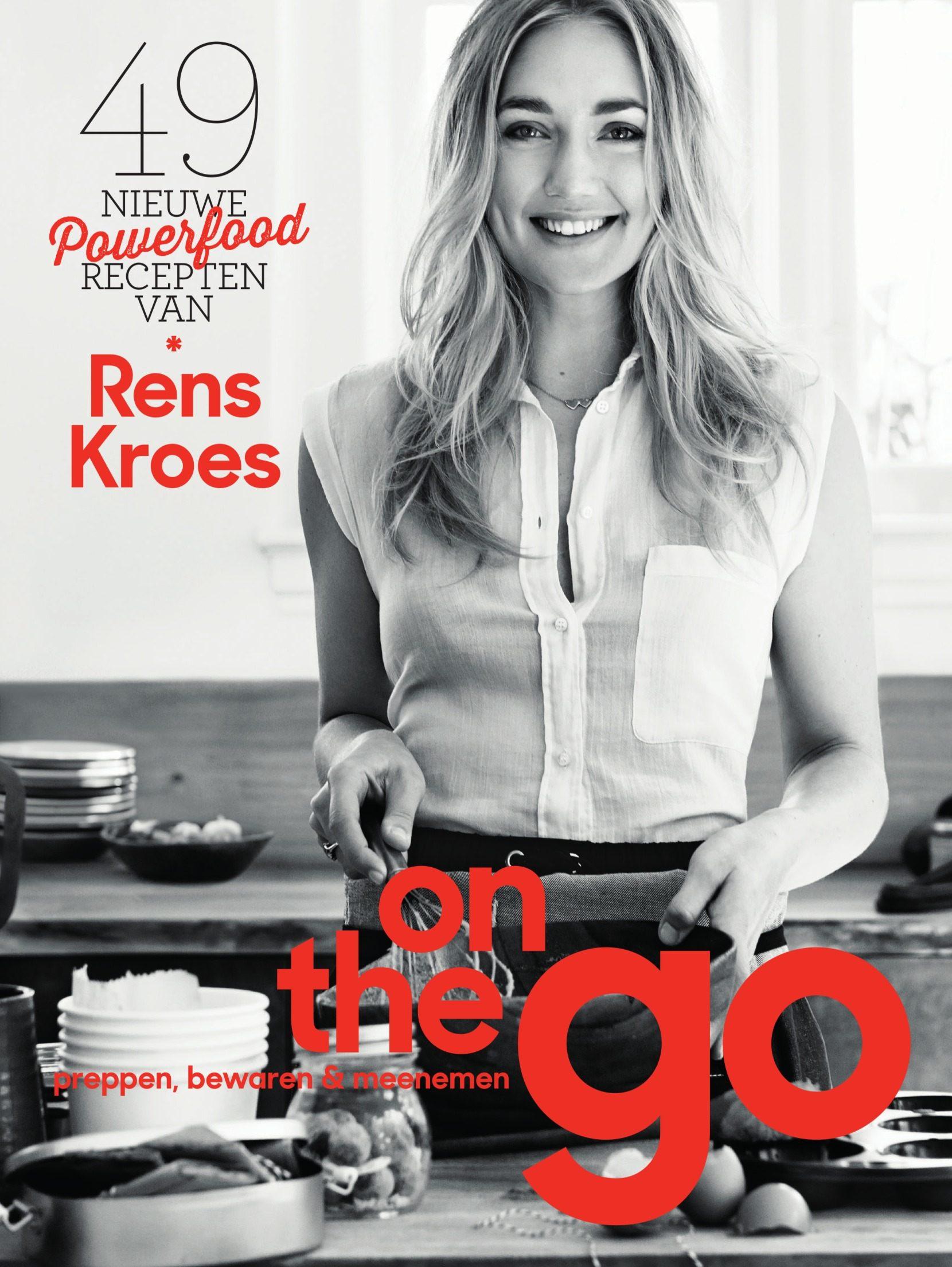 Win! Het boek 'On the go' van Rens Kroes