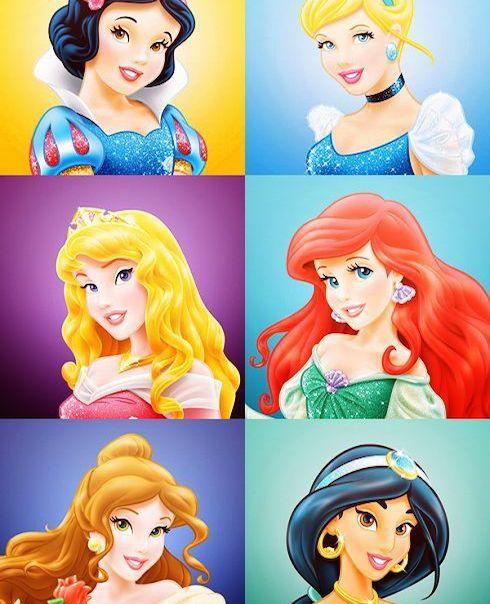 Eén zangeres verandert in veertien Disneyprinsessen