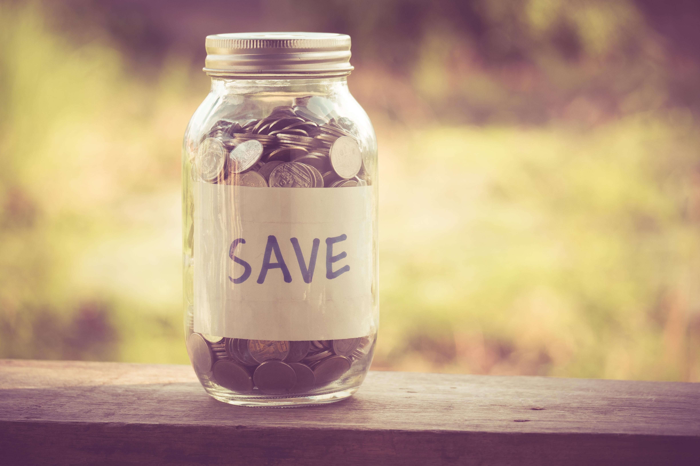 Spenden of sparen?