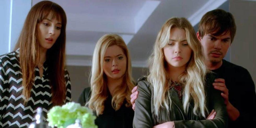 YAY! De trailer van de laatste afleveringen van Pretty Little Liars is eindelijk hier!