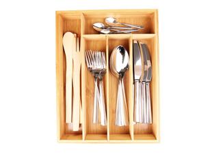 Inspiratie voor een georganiseerde keuken