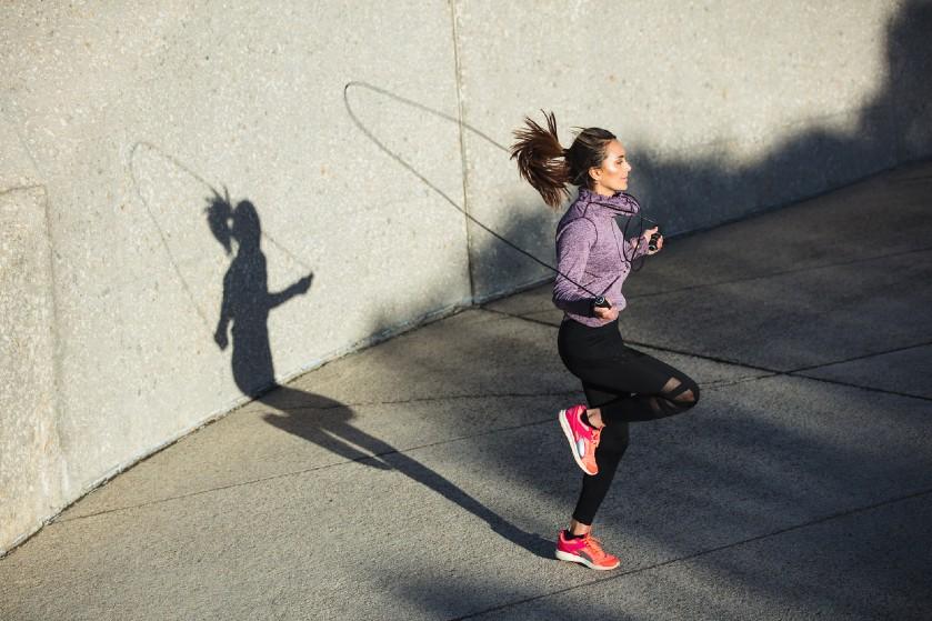 Dé perfecte work-out: waarom touwtjespringen zo goed voor je is voor je lijf