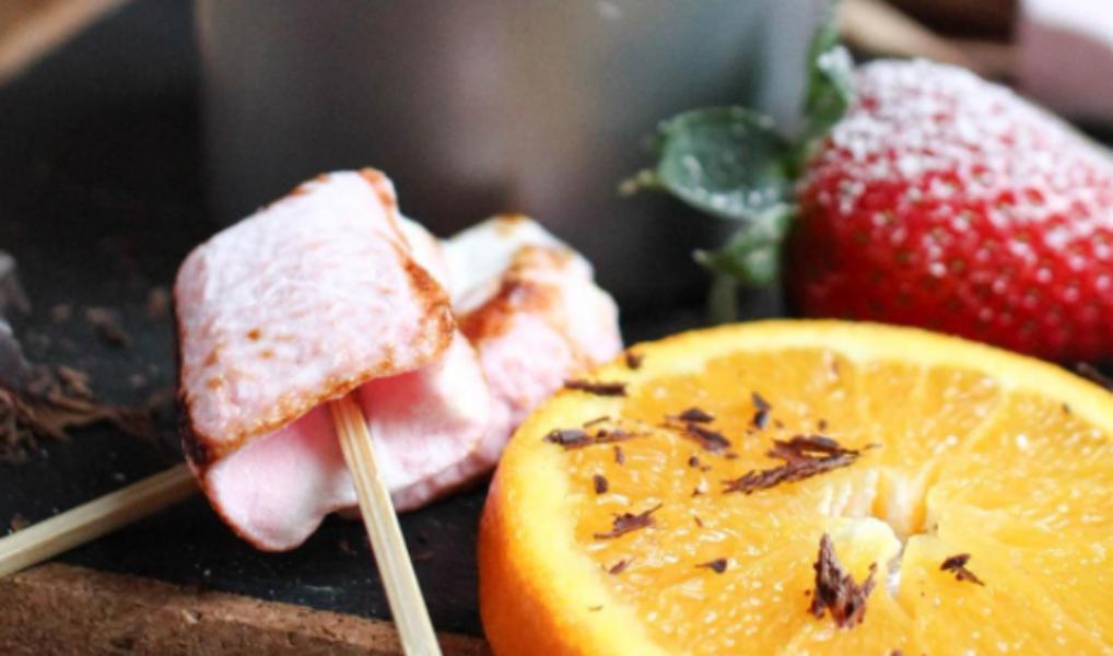 NOM: je kunt nu marshmallows kopen gevuld met gin en Prosecco