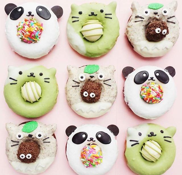 Dit zijn waarschijnlijk de mooiste donuts die je ooit gezien hebt