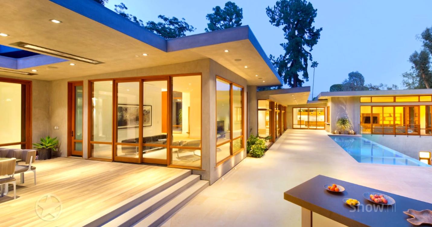 Binnenkijken in de miljoenen-villa van Ricky Martin