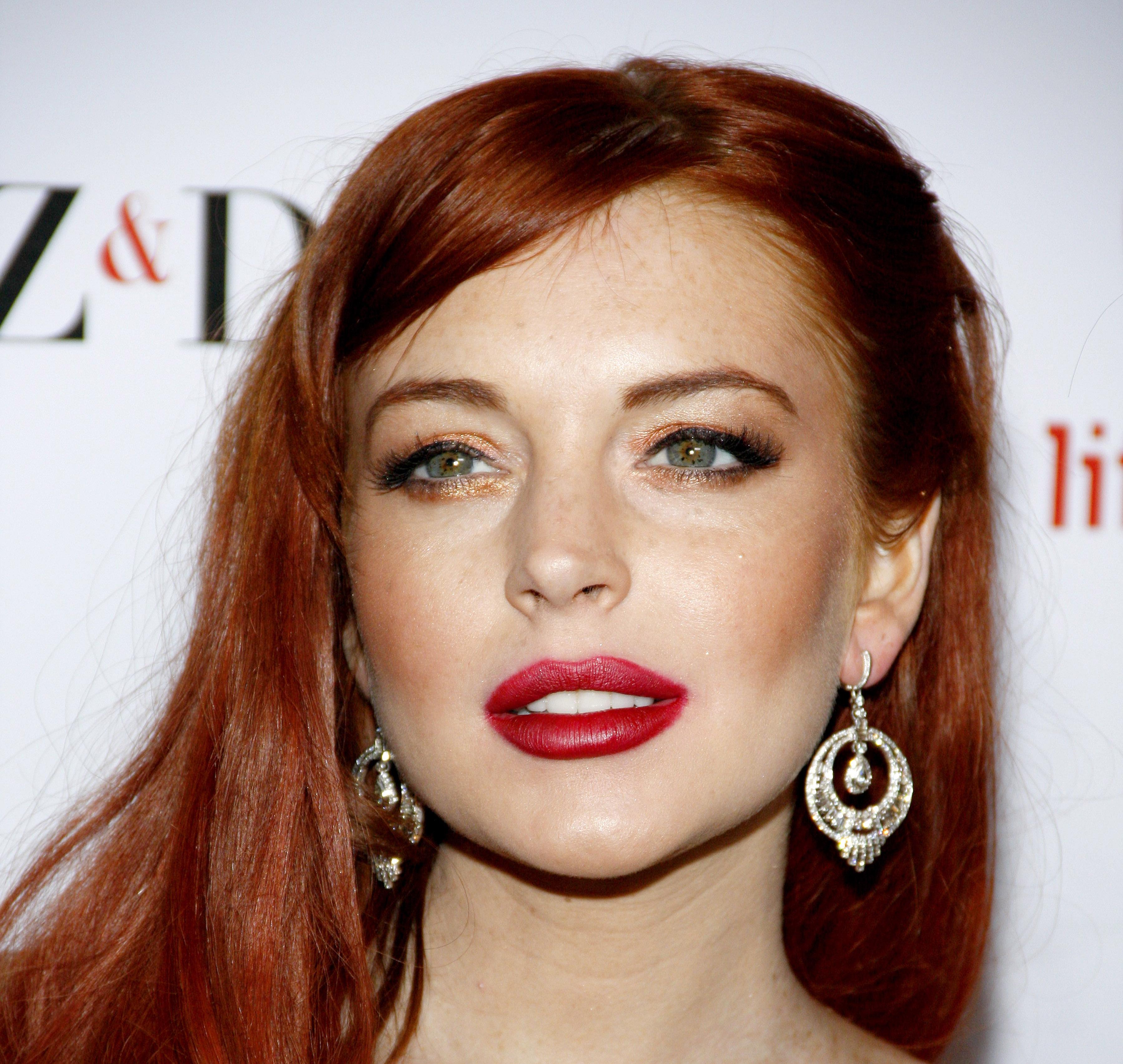 Zo ziet Ali Lohan, het zusje van Lindsay Lohan er nu uit