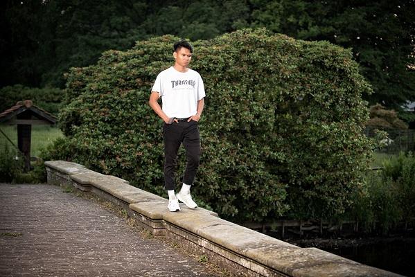 Nathaniel (18): 'Ik liep van huis weg en teruggaan was geen optie'