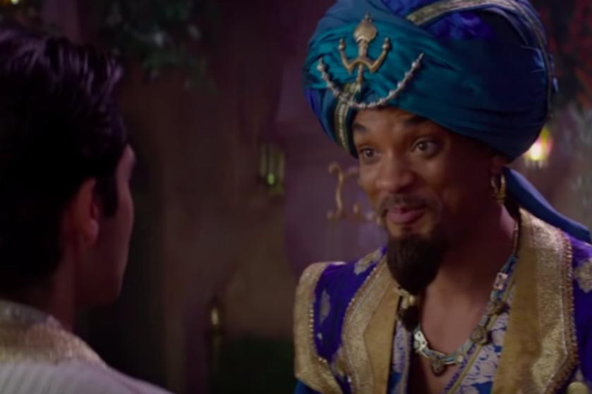 Disney geeft volledige trailer van 'Aladdin' vrij