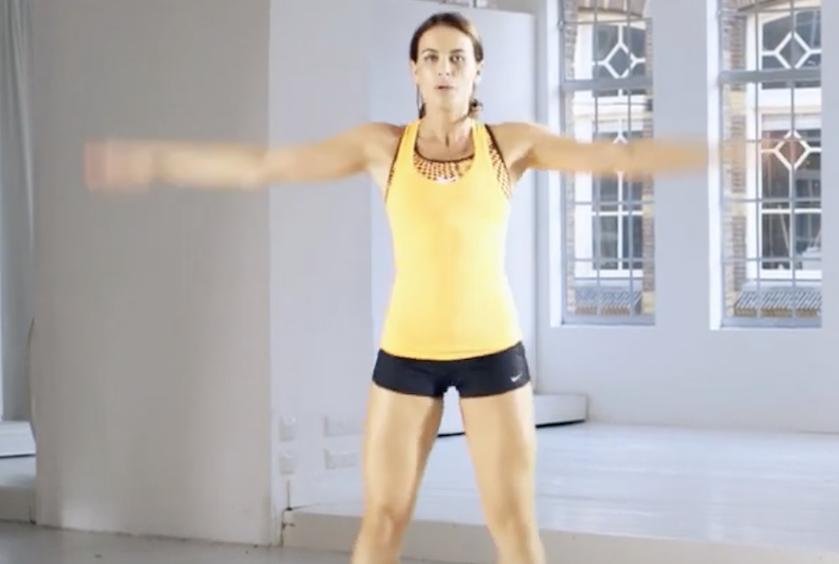 Train jezelf thuis lekker fit en gezond: zéker na een hele dag zitten