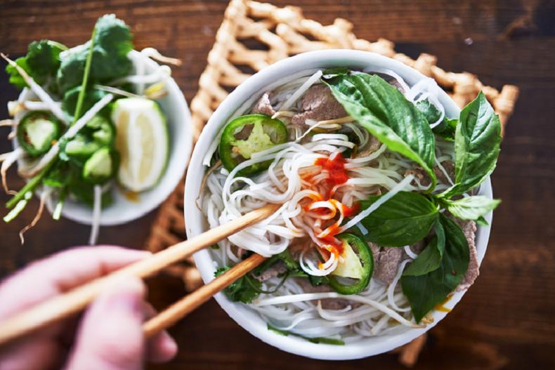 Gezond, praktisch, caloriearm en lekker eten?  Het bestaat!