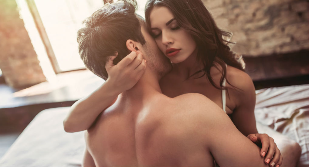 De vijf beste standjes voor slow seks