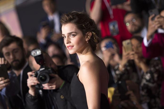 Emma Watson was afgelopen week in déze Nederlandse stad voor filmopnames