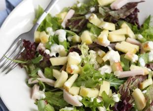 Waldorfsalade: lekker en gezond