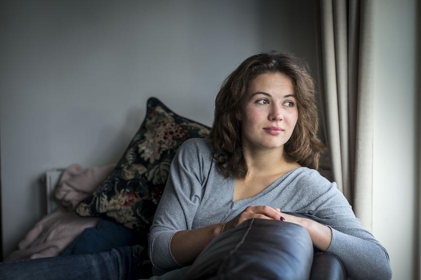 Nieuwe liefde van 'BzV'-Annemiek blijkt chronisch ziek te zijn: 'Ik zal nooit helemaal genezen'