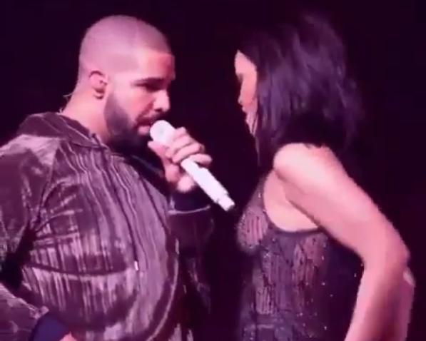 OH NO: Drake en Rihanna zijn uit elkaar
