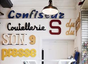4 x creatief met letters in je huis