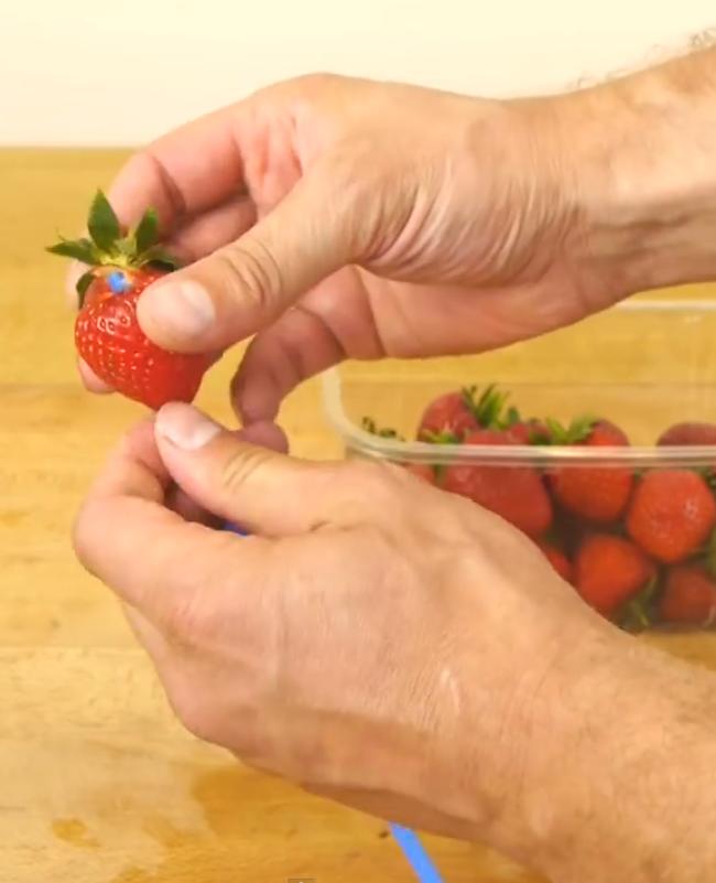 Zo maak je een supersnelle fruitsalade