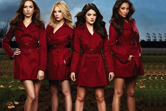 Copy the look: Pretty Little Liars' Red Coat