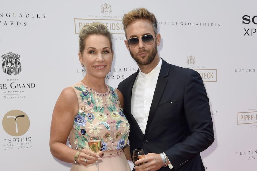 Tanja Jess reageert op aanhoudende geruchten over huwelijksproblemen met Charly Luske