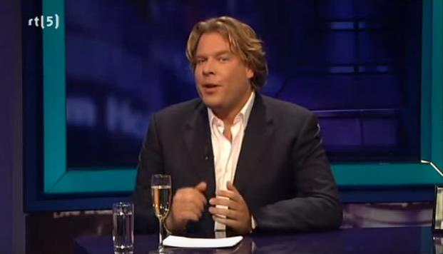 Robert Jensen maakt morgenavond zijn comeback op televisie!