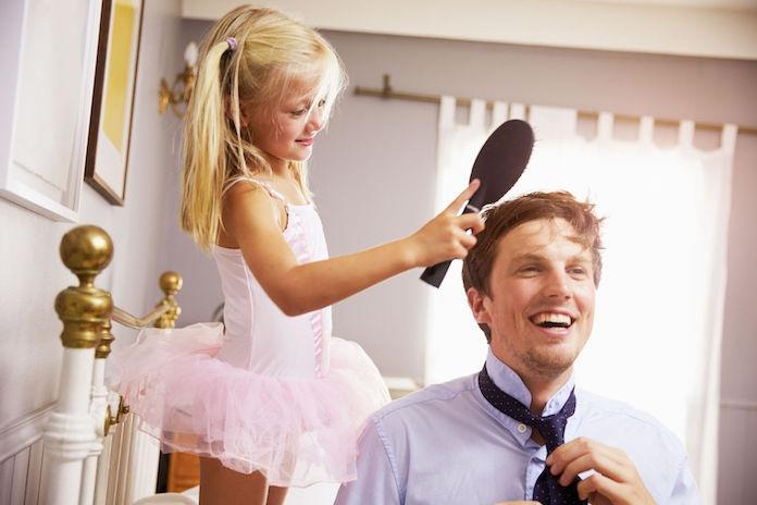 In dit land spenderen vaders meer tijd met hun kinderen dan moeders