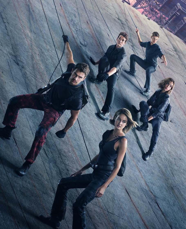 Dit kun je verwachten van 'Divergent: Allegiant