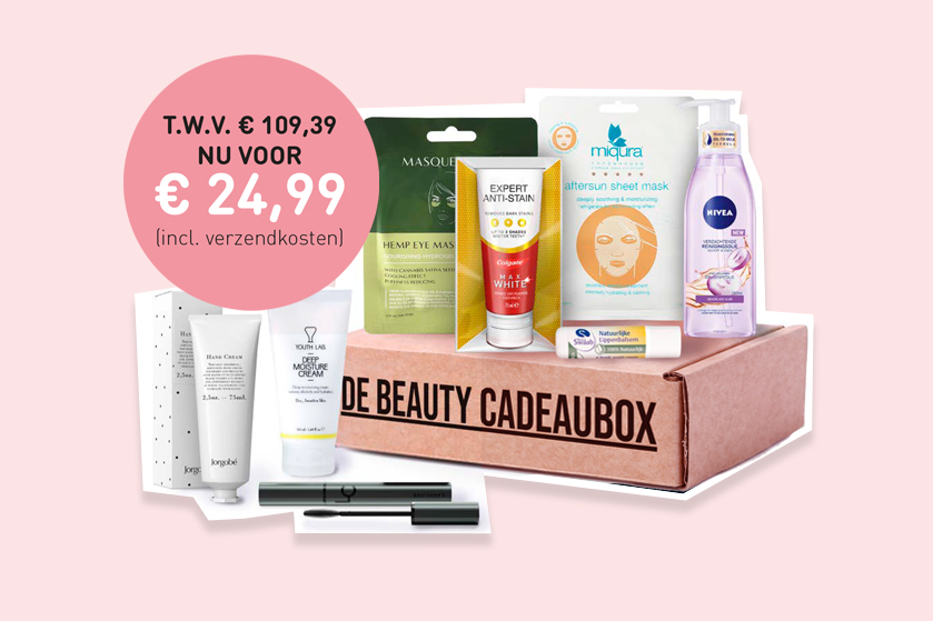 Zomer in je box: Flair's spotgoedkope Beauty Cadeaubox is er weer!