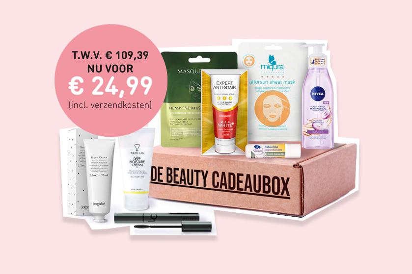 Verwen jezelf óf een ander met Flair's spotgoedkope Beauty Cadeaubox
