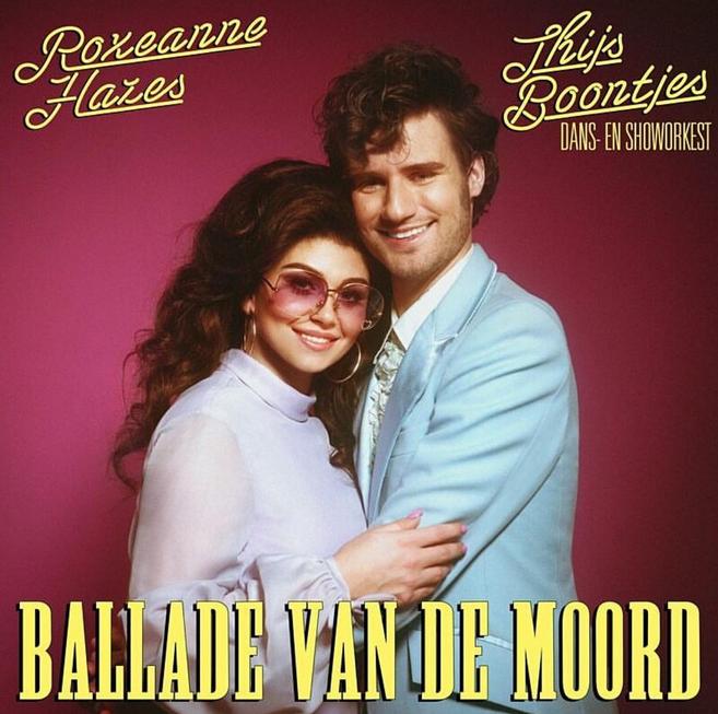 Roxeanne Hazes brengt nieuw nummer uit met Thijs Boontjes