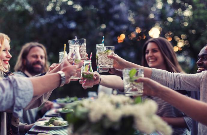 Cheers! Met deze recepten maak je de lekkerste 'skinny' cocktails