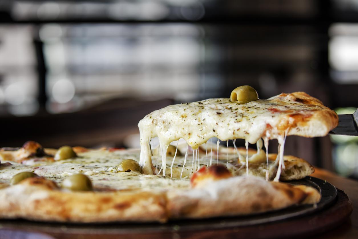 In deze pizza's zitten de meeste calorieën