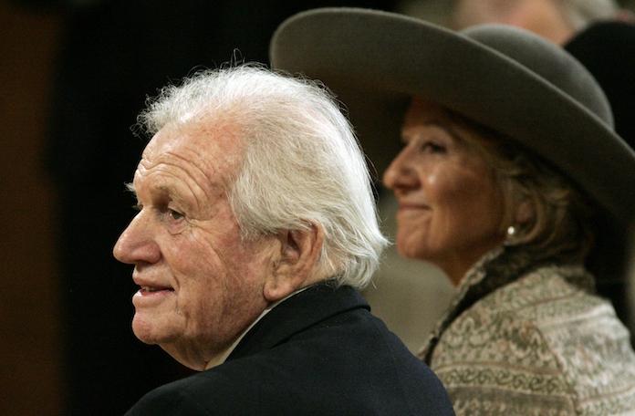 Overleden vader Máxima vandaag begraven
