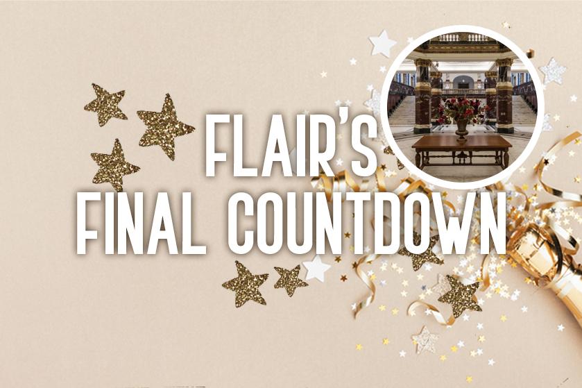 Flair's Final Countdown 2020 #1: win een Sunday Roast Package met lunch én overnachting bij De Tropen