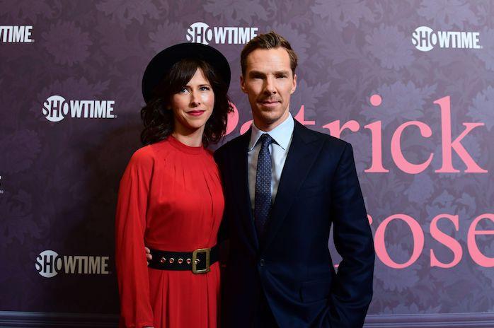 Benedict Cumberbatch schiet beroofde fietser te hulp