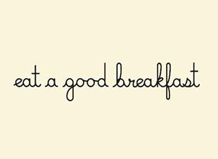 3 x snelle ontbijtjes