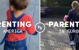 Video: Amerikanen prijzen deze Nederlandse opvoedingsmethode