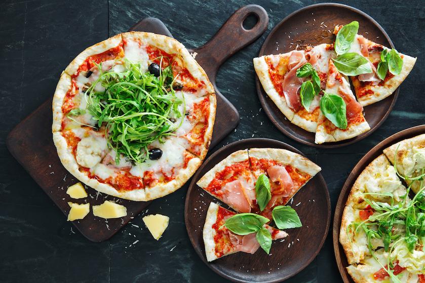 Op naar Amsterdam! Bij deze hotspot eet je de 'beste pizza van Europa'